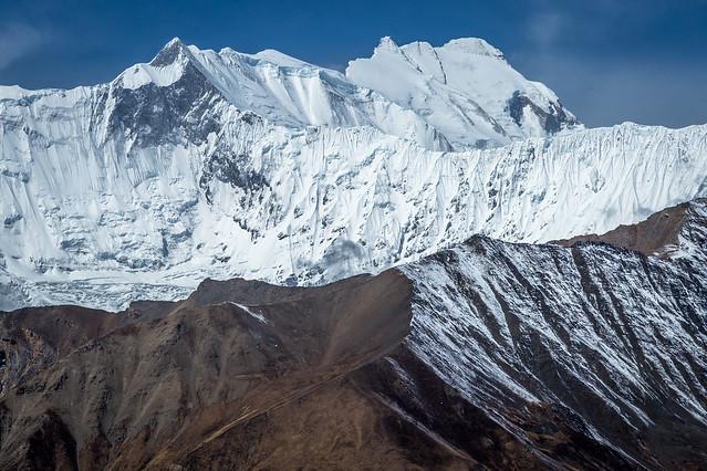 The North Face of Annapurna I (8,091 m)