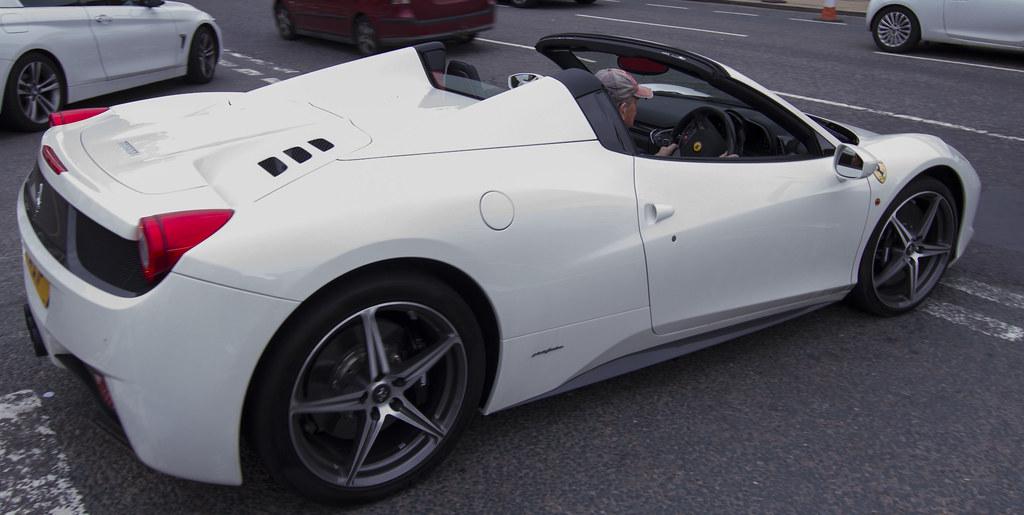 Ferrari 458
