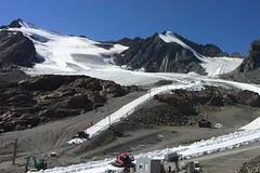 Pitztalský ledovec zahájí sezónu v pátek 16. září