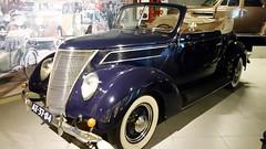 1937 Ford V-8 Carbriolet