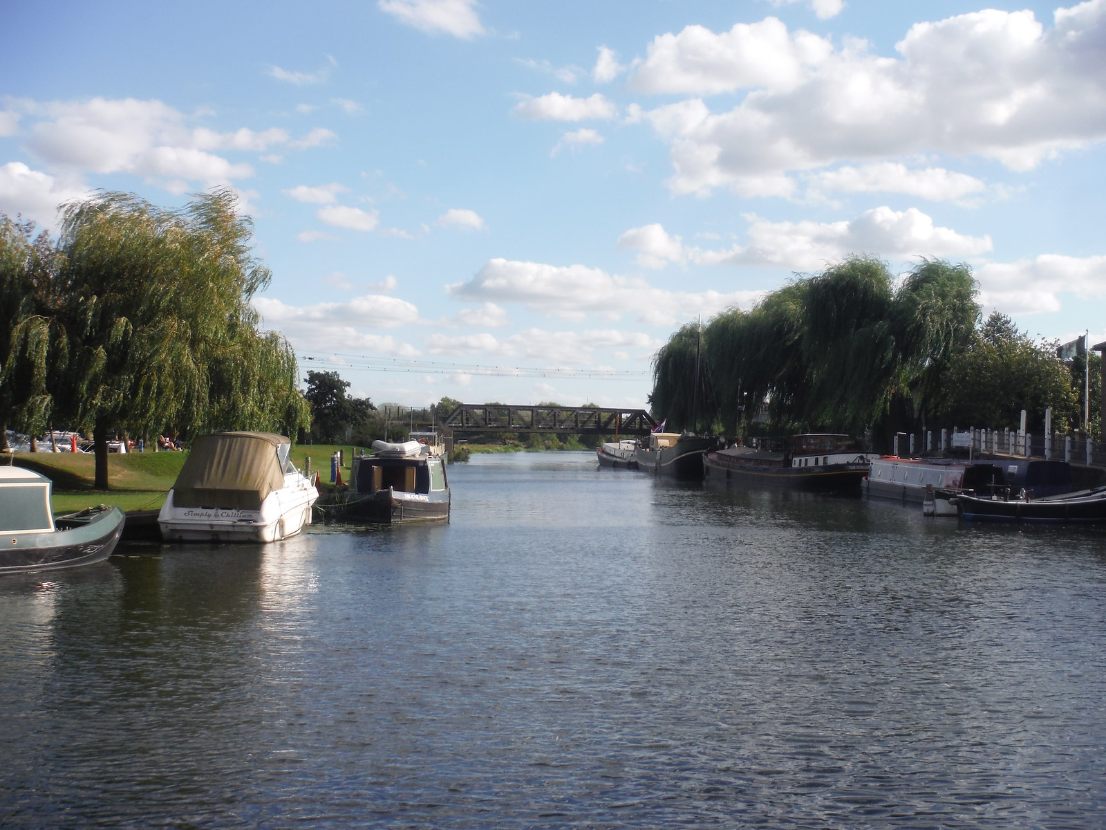 Ely Quayside (River Great Ouse) SWC Walk 118 Ely Circular