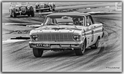1964 Ford Falcon Sprint 4727cc