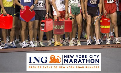 ING NY MARATHON 2012 by Colonel Flick
