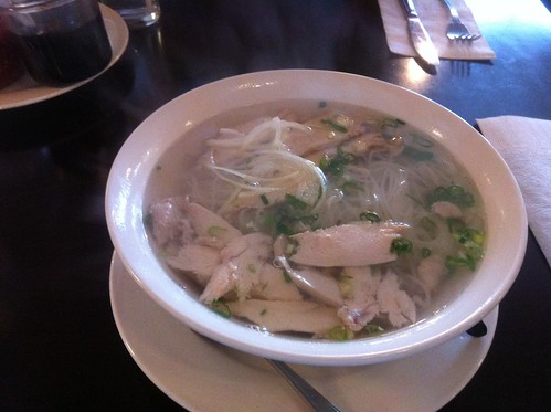 Chicken Pho by raise my voice