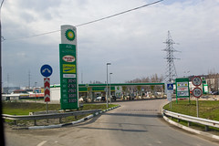 Station service BP