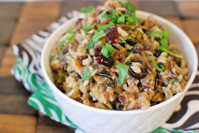 Wild Rice Stuffing | Flickr - Photo Sharing!