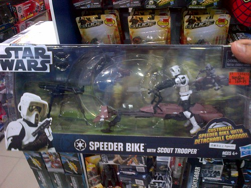 TRU Exclusive Endor Speederbike