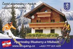 Vyhlášení o soutěže pobyt v apartmánu v rakouském Leogangu