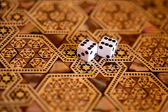 The delicate balance between strategy and luck