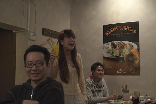 WordCamp Osaka 2012 前夜祭