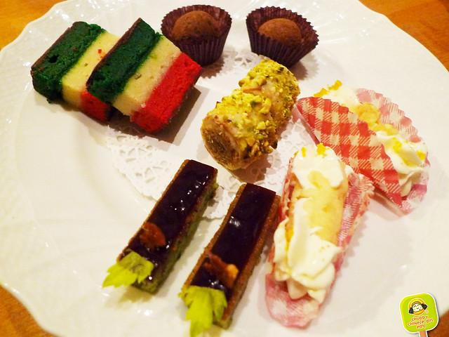torrisi italian specialty - dessert