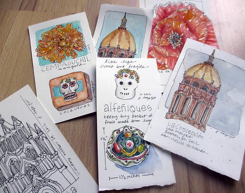 San Miguel de Allende, Mexico pages