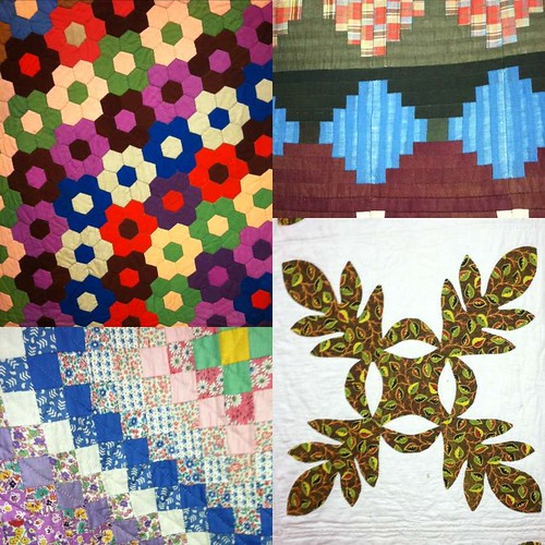 awesome antique & vintage quilts