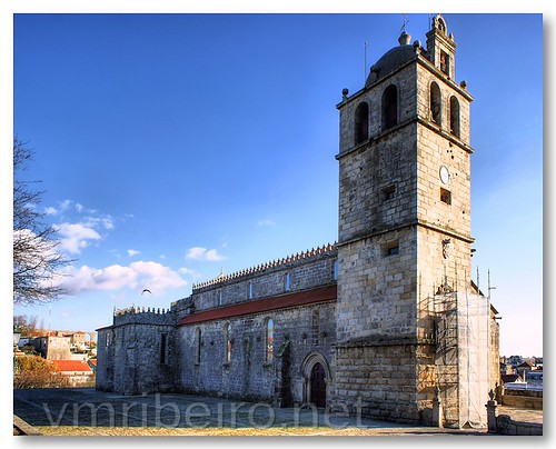 Matriz de Vila do Conde by VRfoto