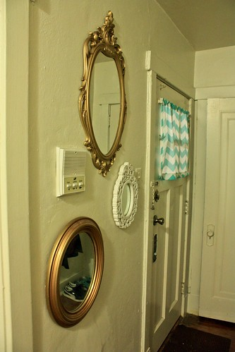 Estate Sale Mirror