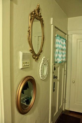 Estate Sale Mirror