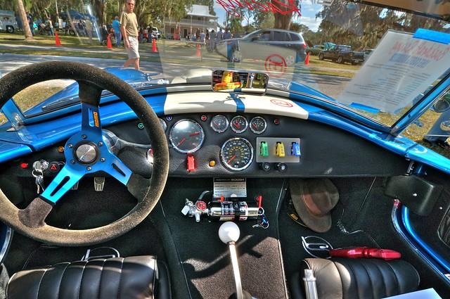 Gamble Mansion Car Show