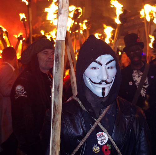 Rye Bonfire Society - 2012