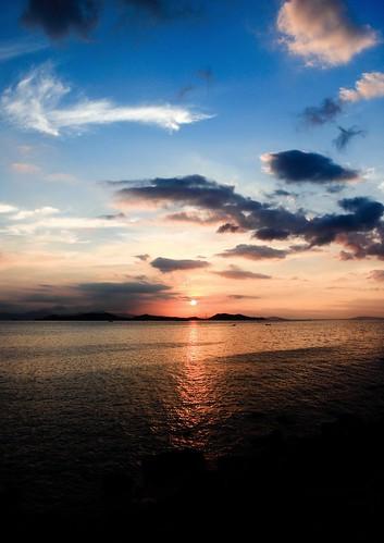 ocean sea sky sunrise landscape cloudy getty shenzhen gettyimages efs1755mmf28isusm canoneos500d yangmeikeng ifttt