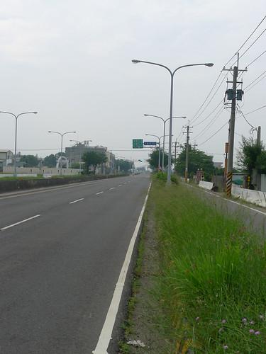 縣道164往新港北港