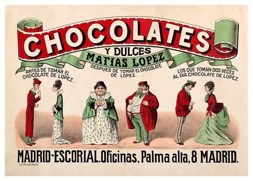 001-Chocolates y dulces Matias Lopez-1880-Copyright Biblioteca Nacional de España