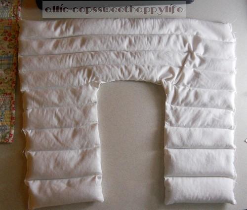 Shoulder Rice Bag Pattern 72