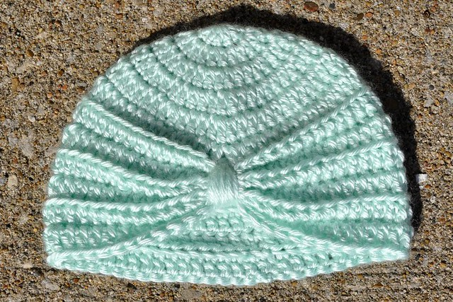 Free Crochet Pattern Baby Turban : Crochet Baby Turban Flickr - Photo Sharing!