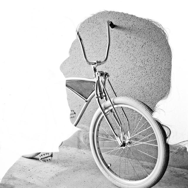Passion intérieure : custom bike