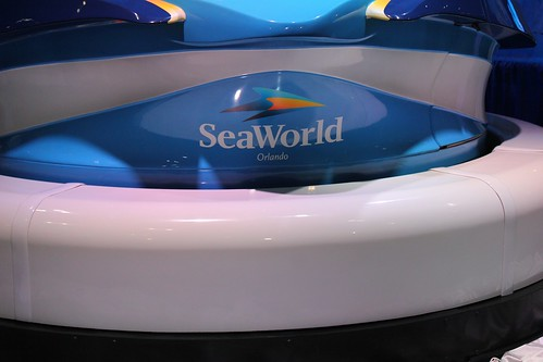 Empire of the Penguin ride vehicle reveal by SeaWorld Orlando
