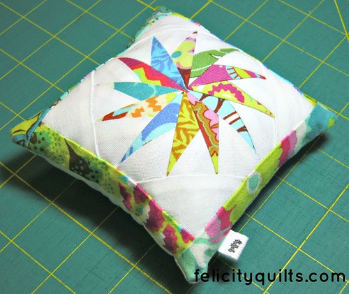 pincushion for swap