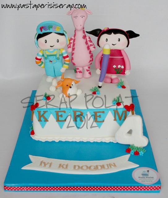 pepee pastası