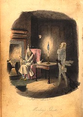 Charles Dickens: A Christmas Carol, P25 Marley's Ghost