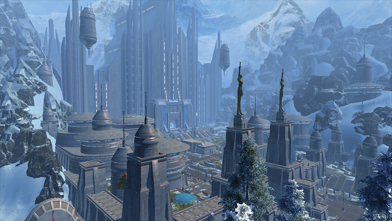 Star-Wars-Old-Republic-Alderaan-City