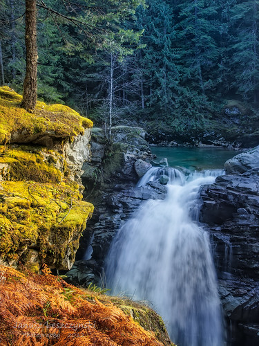 park cold fall colors forest river waterfall washington highway mt baker state falls mount hdr nooksack janusz leszczynski 235419 11142012 manualselection