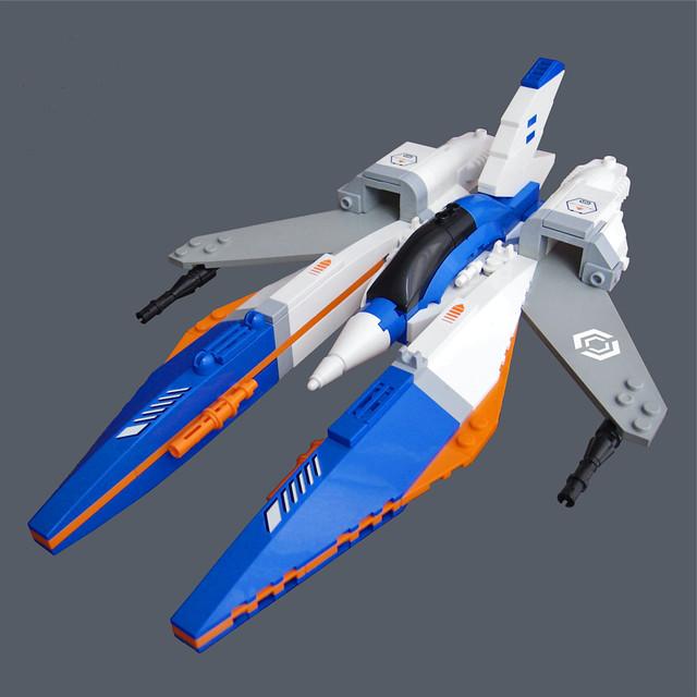 Gacchiri Z2 - VV Fighter