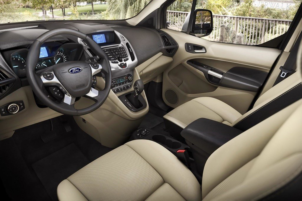 2014 Ford Transit Connect Wagon - 7 kişilik Connect | Otogol.com