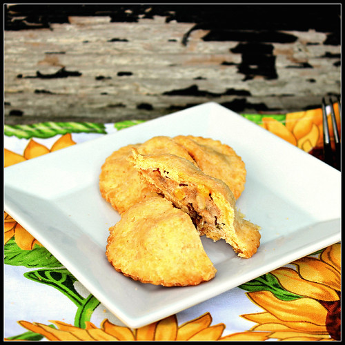 Chicken Chile Relleno Pies