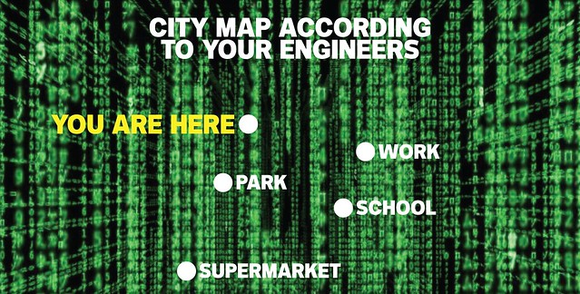 City Map According to your City Engineers