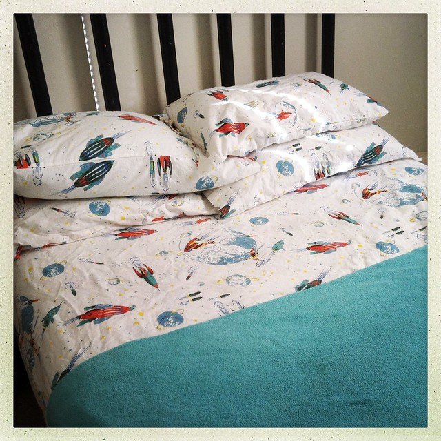 New Flannel Sheets