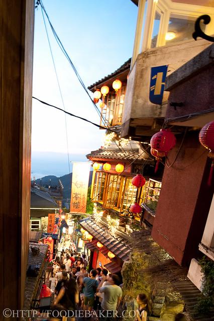 Jiufen, Taiwan