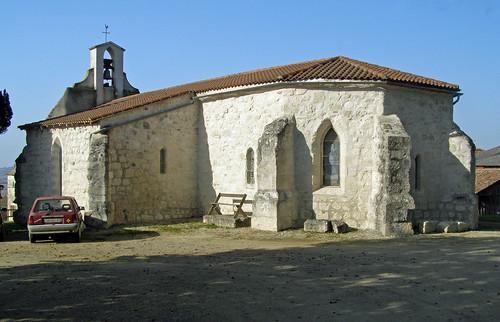 Saint Salvy - L'Eglise 01
