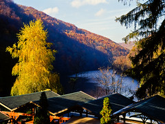Lake Hámor, Hungary