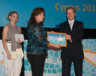 Category 1 Winner - Artemis Tourmazi, Women's Cooperative Bank, Cyprus