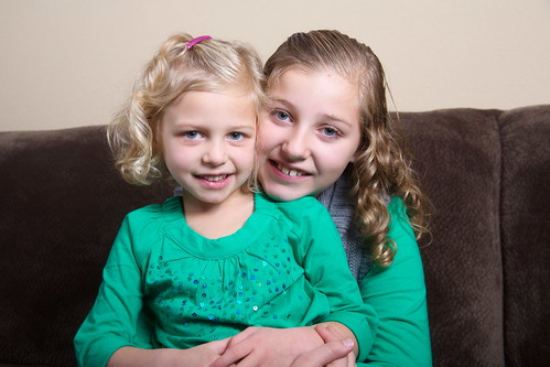 The Meadows sisters by The Bacher Family