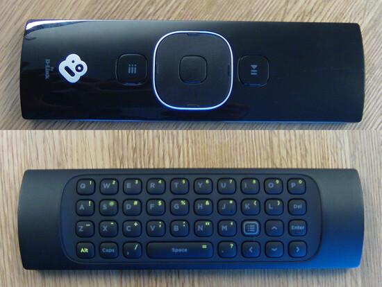The Boxee Remote