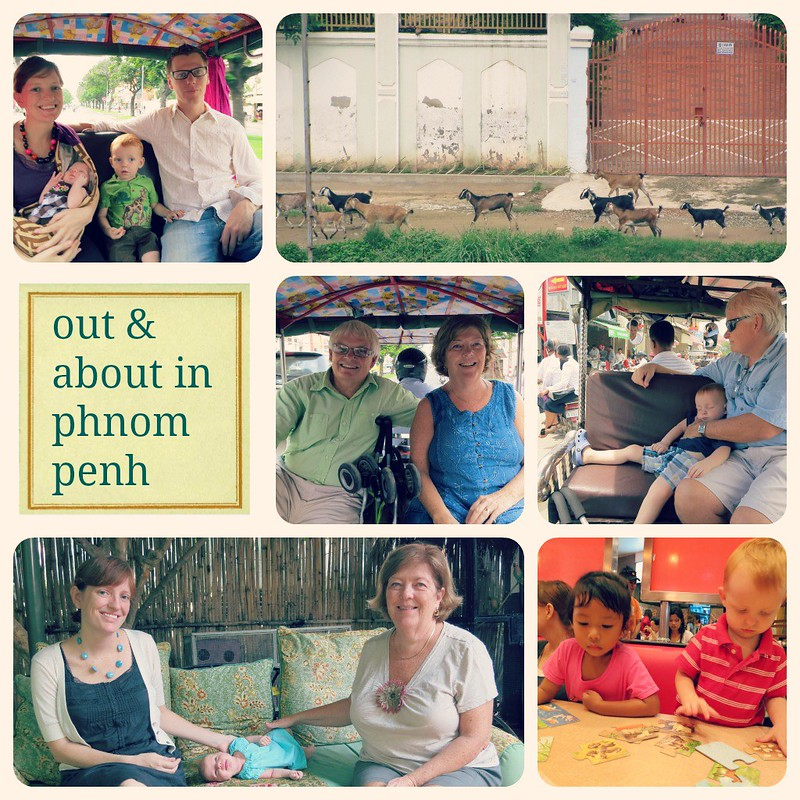 out & about in phnom penh