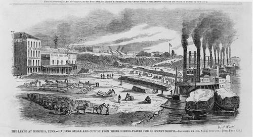 Memphis in 1862