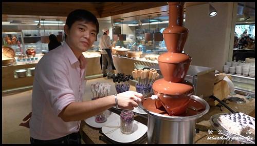 Marshmallow Fondue @ Fuzion - Sunway Resort Hotel & Spa