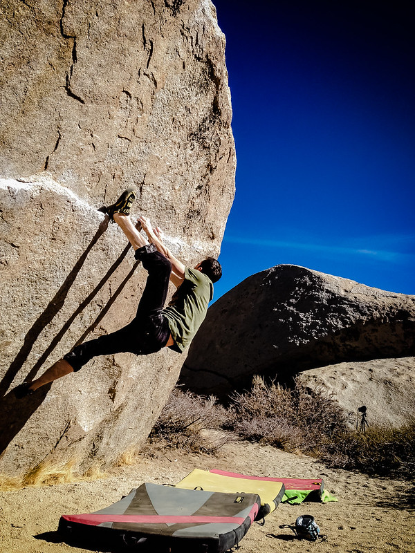 Kevin working Iron Man Travese (V4)