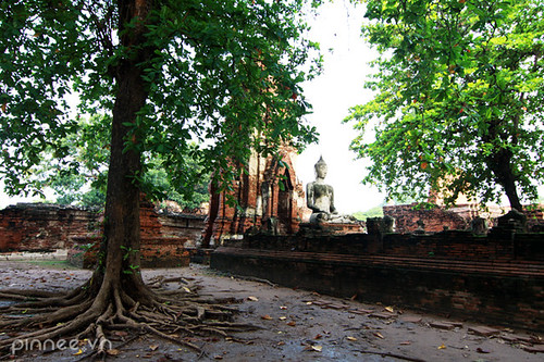 thailand asia southeastasia unesco thai unescoworldheritage ayutthaya watmahathat asiaimages southeastasiaimages northernbangkok